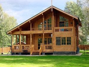 Деревянный дом под ключ в Череповце