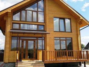 Окна для загородного дома, коттеджа и дачи по выгодной цене!