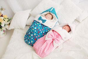 Конверты на выписку для новорожденных в Череповце