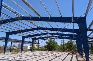 Легкие металлоконструкции производство и монтаж в Оренбурге