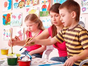 Школа рисования для детей им. Корбакова в Вологде