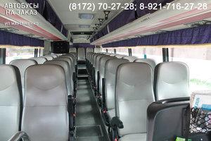 Автобусы межгород
