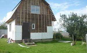 Заказать утепление деревянного дома в Череповце