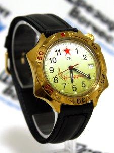 Часы командирские. Отличный подарок для близких!