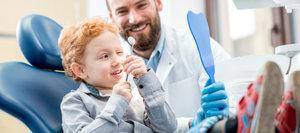 Записаться к детскому стоматологу в Череповце