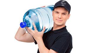 Доставка чистой воды на дом