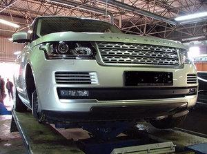 Ремонт автомобилей Range Rover Вологда