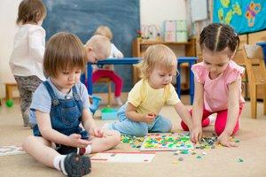 Частный садик для детей от 1 года