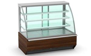 Большой выбор холодильных витрин