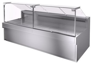 Продажа холодильных витрин для магазинов и ресторанов в Вологде