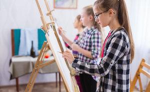 Обучение рисованию детей профессиональными педагогами в Вологде