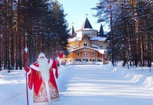 Новый год в Великом Устюге - волшебная сказка для взрослых и детей!