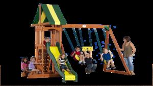 Детские и спортивные площадки