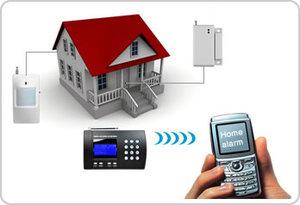 Установить охранную сигнализацию GSM в Орске