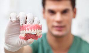 Изготовление съемных протезов зубов в Вологде