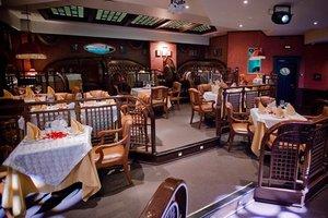 Ужин в ресторане в Череповце
