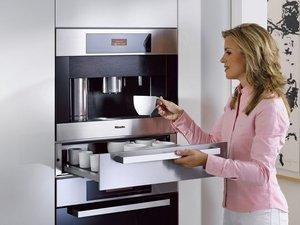 Купить встраиваемую кофемашину - сделать себе другое утро