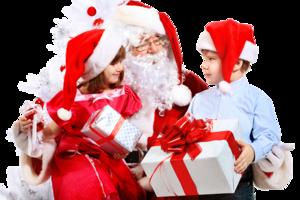 Дед Мороз к вам мчится!