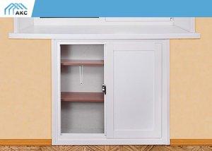 Установить хрущевский холодильник