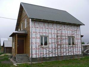 Заказать утепление дома в Череповце