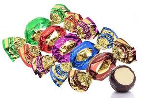 Большой ассортимент весовых конфет оптом