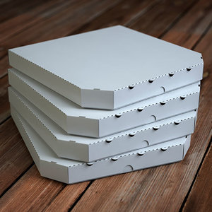Особенности коробок для пиццы