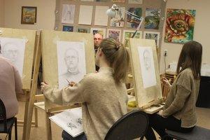 Школа рисования для детей Вологда