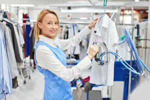 Химчистка одежды на итальянском оборудовании в Вологде