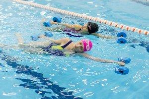 Обучение плаванию с профессиональным инструктором в Вологде
