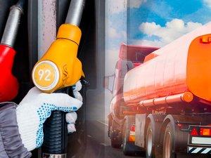 Купить бензин оптом в Вологде