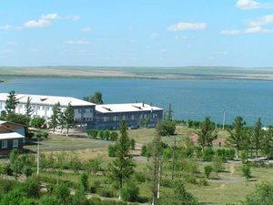 """Санаторий """"Курорт """"Озеро Шира"""" от 1300р."""