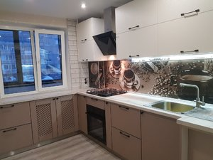 Заказать современный кухонный гарнитур в Череповце