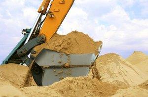 Купить песок строительный оптом в Вологде
