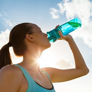 Питьевой режим употребления воды в летний период