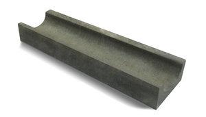 Лотковая плита от Вологодского литейного завода
