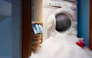 Когда сломалась стиральная машина