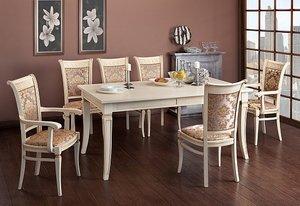 Купить столы и стулья из массива дерева известных фабрик