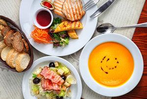 Поесть вкусно и недорого в Череповце