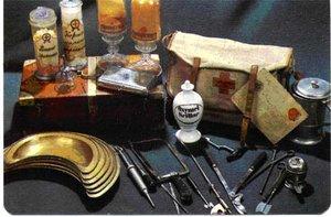 Купить медицинские инструменты в Красноярске