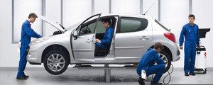 Техническое обслуживание автомобиля в Красноярске