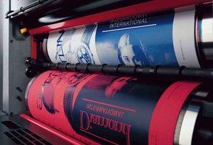 Офсетная печать быстро и недорого в Красноярске