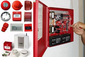 Монтаж и техническое обслуживание средств обеспечения пожарной безопасности