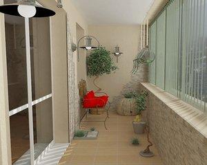 Отделка балконов и лоджий в Котласе