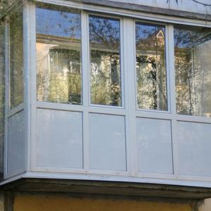 Недорогое остекление балконов в Вологде