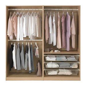 Варианты наполнения современных шкафов-купе