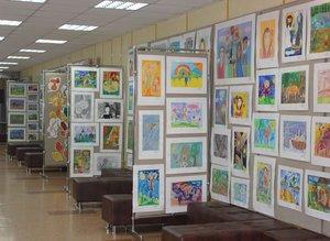 Выставки детских художественных работ в Вологде