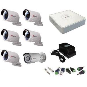 Купить комплект камер для видеонаблюдения