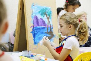 Записаться в детскую художественную школу в Вологде