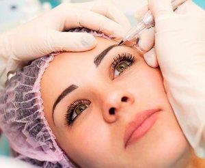 Записаться на перманентный макияж бровей в Вологде