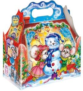 Купить сладкие детские новогодние подарки в Вологде